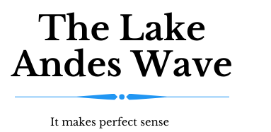 The Lake Andes Wave